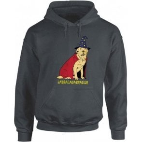 Labracadabrador Kids Hooded Sweatshirt