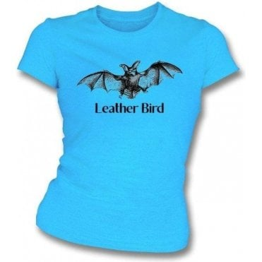 Leather Bird Womens Slim Fit T-Shirt