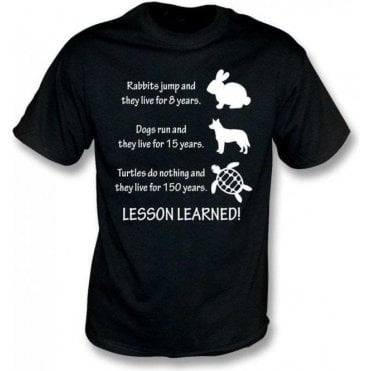 Lesson Learned T-Shirt