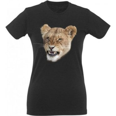Lioness Womens Slim Fit T-Shirt