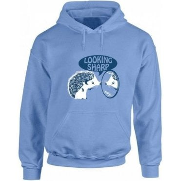 Looking Sharp Hedgehog Hooded Sweatshirt