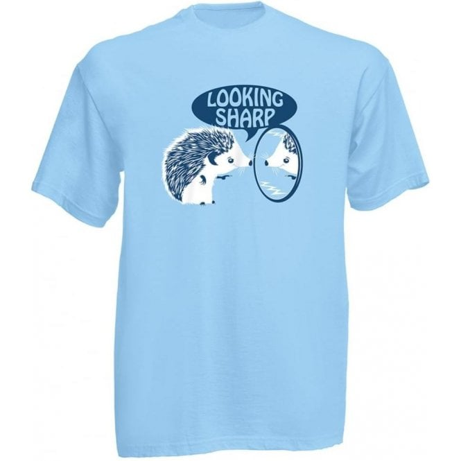 Looking Sharp Hedgehog Kids T-Shirt