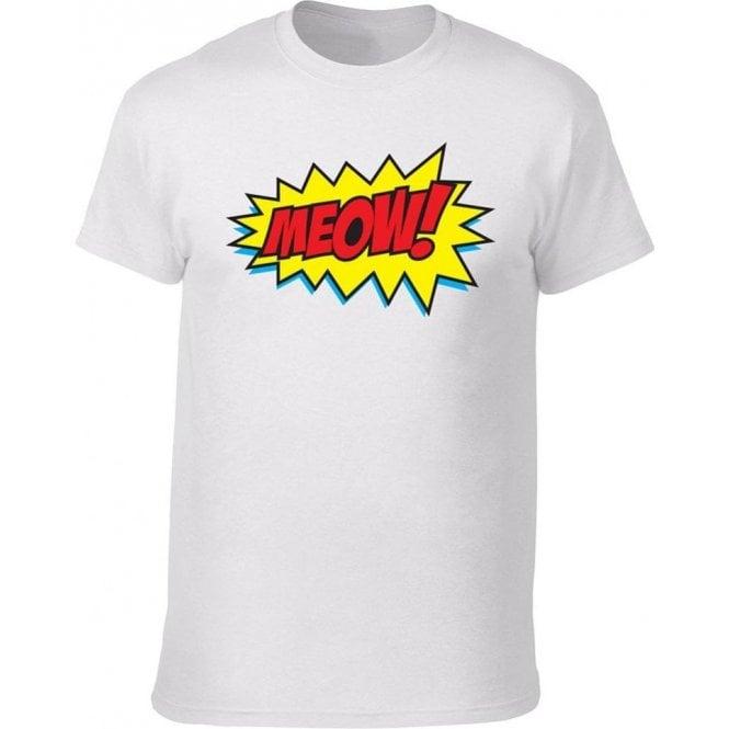Meow Comic Bubble Kids T-Shirt