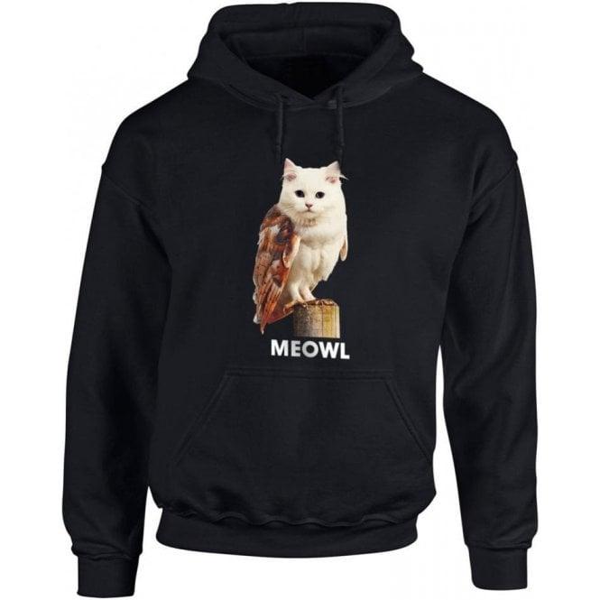 Meowl Kids Hooded Sweatshirt