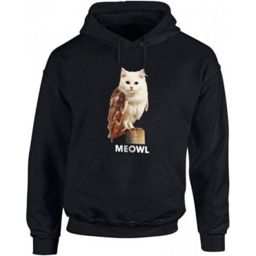 Meowl Kids Hooded Sweatshirt