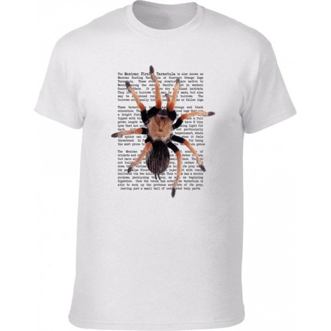 Mexican Fireleg Tarantula Kids T-Shirt