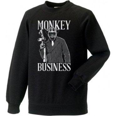 Monkey Business Sweatshirt