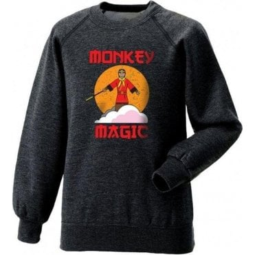 Monkey Magic Sweatshirt