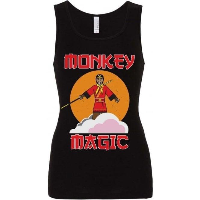 Monkey Magic Women's Baby Rib Tank Top