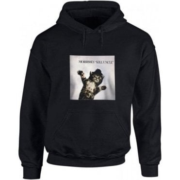 Morrissey Kitty Hooded Sweatshirt