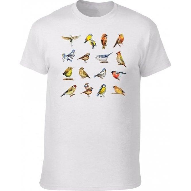 Multiple Birds Kids T-Shirt