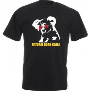 Natural Born Koala Kids T-Shirt