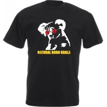 Natural Born Koala Kids T-Shirt