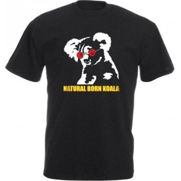 Natural Born Koala T-Shirt