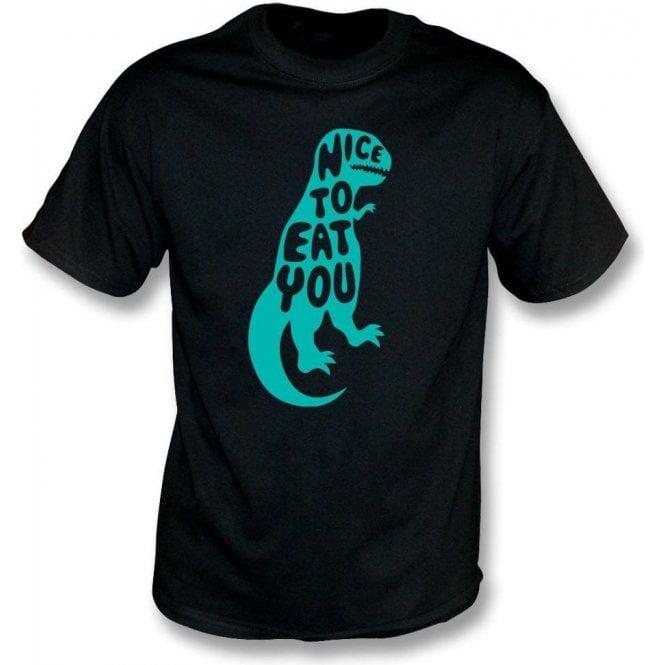 Nice To Eat You Kids T-Shirt
