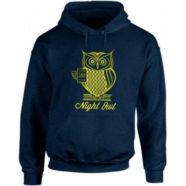 Night Owl Hooded Sweatshirt