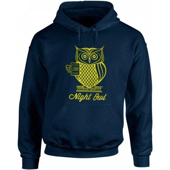 Night Owl Kids Hooded Sweatshirt