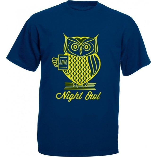 Night Owl Kids T-Shirt
