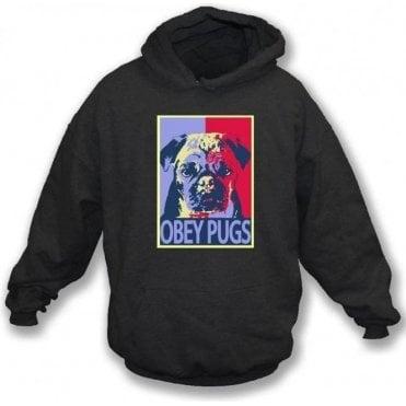 Obey Pugs Hooded Sweatshirt