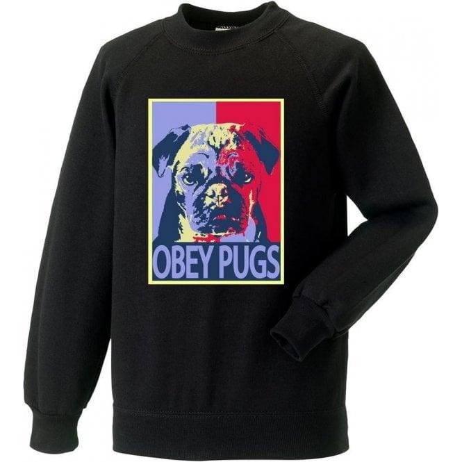 Obey Pugs Sweatshirt