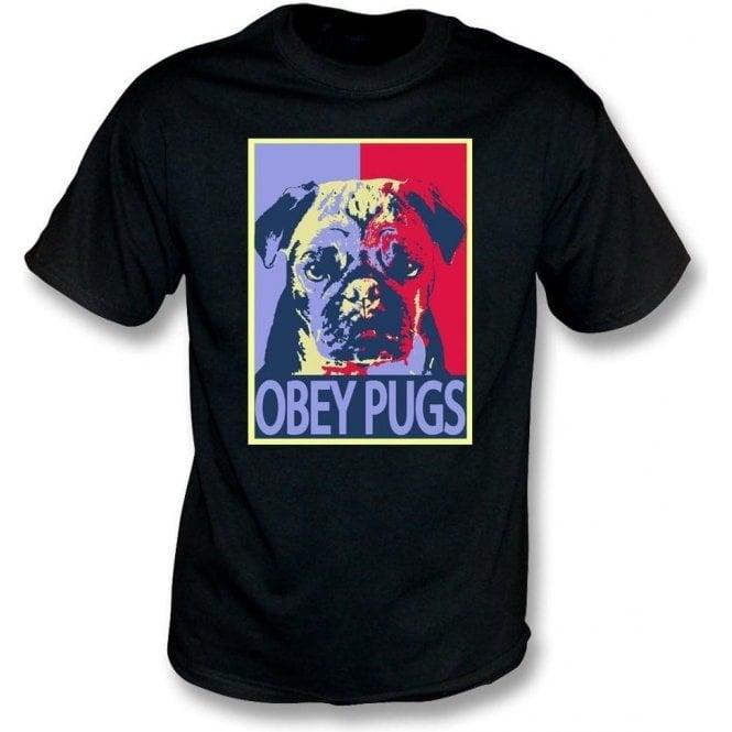 Obey Pugs T-Shirt