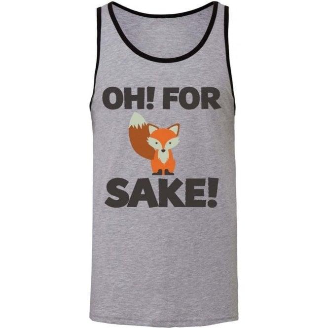 Oh! For Fox Sake! Men's Tank Top