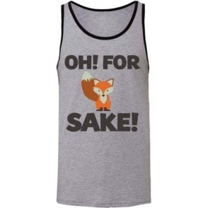 Oh! For Fox Sake! Men's Tank Top