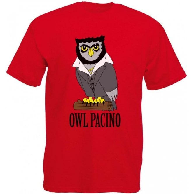 Owl Pacino Kids T-Shirt