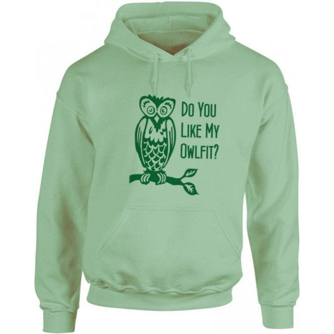 Owlfit Hooded Sweatshirt