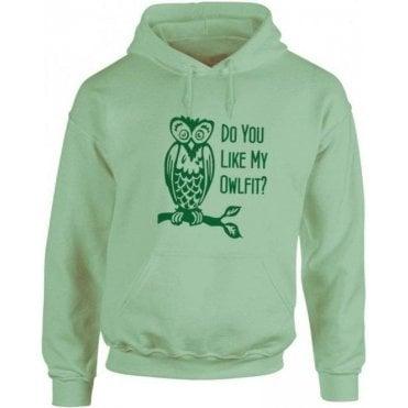 Owlfit Hooded Sweatshirt