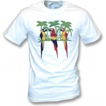 Parrots (As Worn By Freddie Mercury, Queen) Kids T-Shirt
