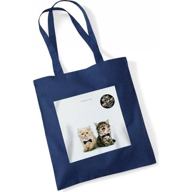 Pet Shop Kitty Long Handled Tote Bag