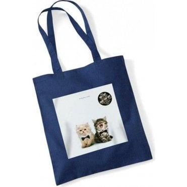 Pet Shop Kitty Long Handled Tote Bag