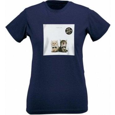 Pet Shop Kitty Women's Slim Fit T-Shirt