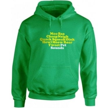 Pet Sounds Hooded Sweatshirt