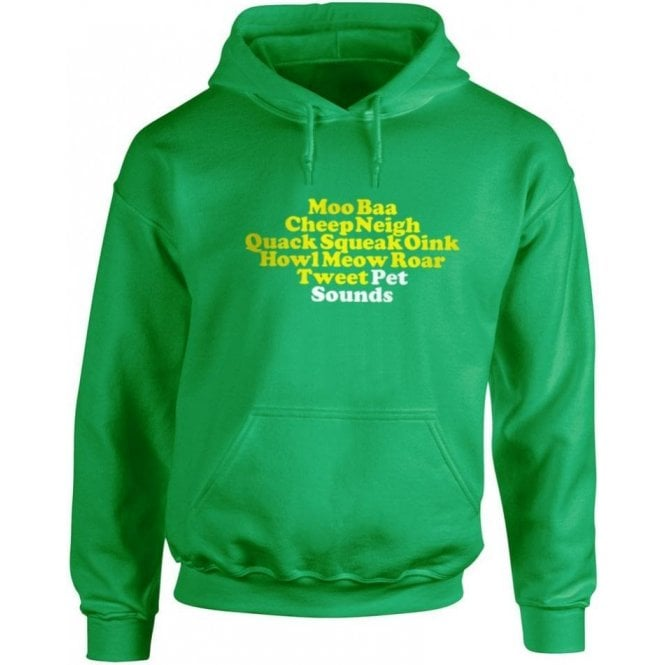 Pet Sounds Kids Hooded Sweatshirt