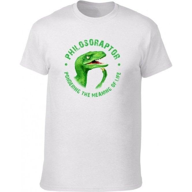 Philosoraptor Kids T-Shirt