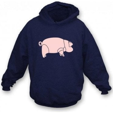 Pig (as worn by David Gilmour) Hooded Sweatshirt