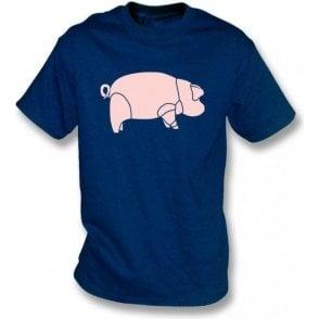 Pig (as worn by David Gilmour) Kids T-Shirt
