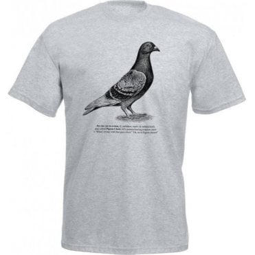 Pigeon Chested Kids T-Shirt