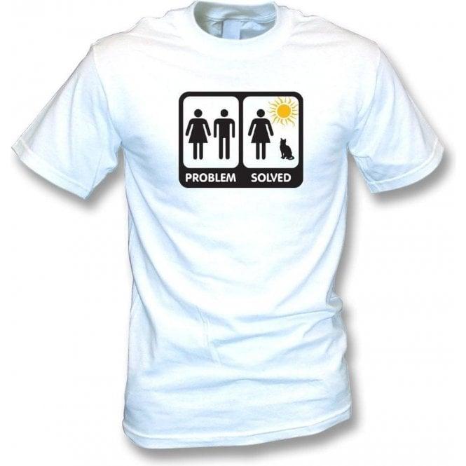 Problem Solved Kids T-Shirt