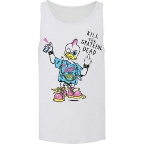 Punk Rock Duck (As Worn By Kurt Cobain, Nirvana) Men's Tank Top