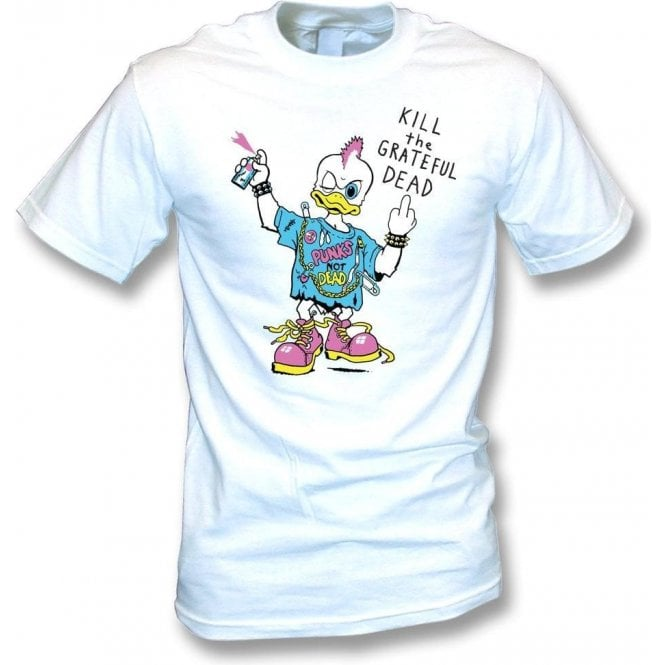 Punk Rock Duck (as worn by Kurt Cobain) T-Shirt