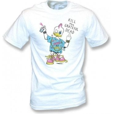 Punk Rock Duck (as worn by Kurt Cobain) Vintage Wash T-Shirt