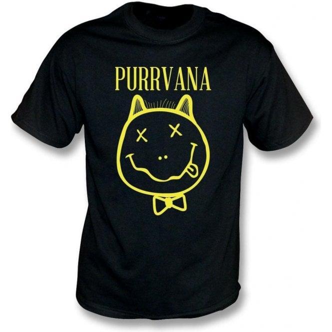 Purrvana Kids T-Shirt