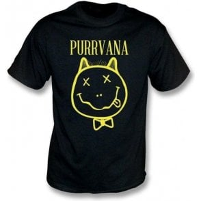 Purrvana Kids T-Shirt