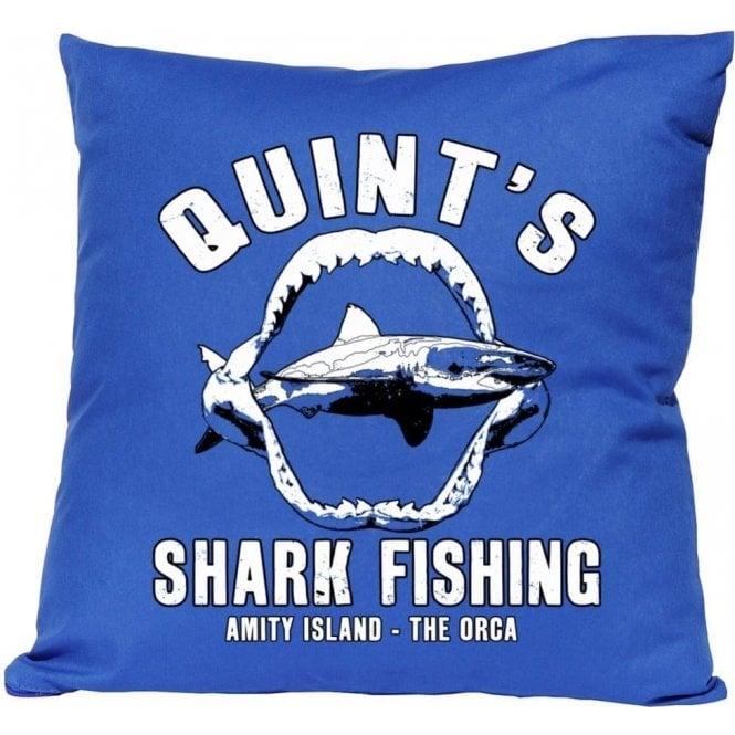 Quint's Shark Fishing Cushion