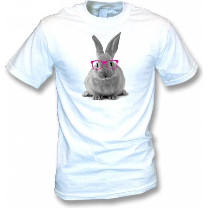 Rabbit in Glasses Kids T-Shirt