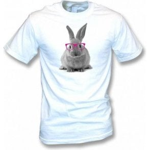 Rabbit in Glasses T-Shirt