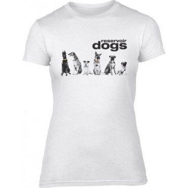 Reservoir Dogs Women's Slim Fit T-Shirt